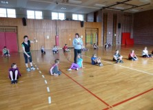 Rope skipping 2